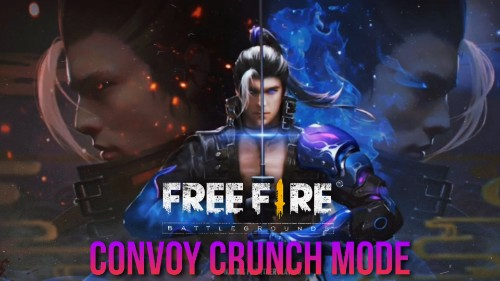 Free fire OB 23 Update, Free Fire Convoy Crunch Mode, Free Fire new mode, Free Fire Convoy crunch rules, Free Fire Convoy Crunch details, How to play convoy crunch mode free fire, FF Convoy Crunch mode, FF OB23 Update