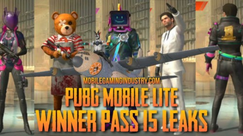 PUBG Mobile Lite Winner Pass, PUBG Mobile Lite Winner Pass Season 15, PUBG Mobile Lite WP Season 15, PUBGM Lite WP S15, PUBG Mobile Lite Winner Pass Leaks, PUBG Mobile Lite Update