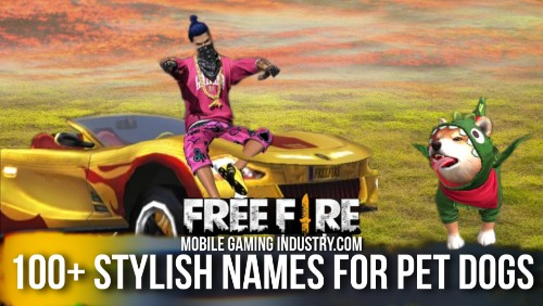 Free Fire Stylish Names, Free Fire Stylish Names for Pet, Free Fire Pet Stylish Names, Free Fire Pet Nicknames, How to Change Pet Name in Free Fire