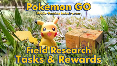 Pokemon GO field research, Pokemon GO field research rewards, Pokemon GO field research rewards list, Pokemon GO field research list, Pokemon GO field research tasks, Pokemon GO field research breakthrough