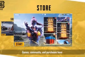 PUBG Mobile 1.0 Update New User Interface