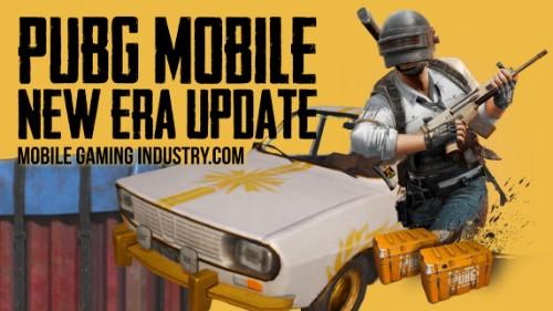 PUBG Mobile New Era Details, What is PUBG Mobile New Era, PUBG Mobile New Era Update, PUBG Mobile Erangel 2.0 Update, PUBG Mobile 1.0 Update, PUBG Mobile New Update