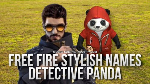 Free Fire Panda Name, Panda Name in Free Fire, Panda Nickname Free Fire, Pet Name in Free Fire, Free Fire Pet Name Stylish, Free Fire Pet Nickname, Free Fire Detective Panda Name
