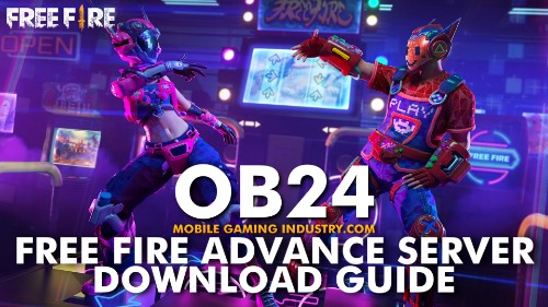 Free Fire Advance Server, Free Fire Advance Server OB24 Download, FF Advance Server OB24, FF Update, FF OB24 Update, FF OB24 APK Download, Free Fire OB24 APK Download