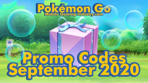 Pokemon GO Promo Codes, Pokemon GO Promo Codes September 2020, Pokemon GO Promo Codes Septembre 2020,How to Use Pokemon GO Promo Codes, Pokemon GO Promo Codes Latest