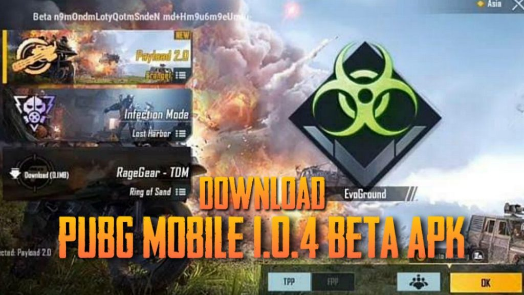 PUBG Mobile 1.0.4 BETA APK, PUBG Mobile 1.0.4 BETA Update APK, PUBG Mobile BETA Update APK Download, PUBG Mobile Upcoming Update, PUBG Mobile New Era, PUBG Mobile BETA APK Download