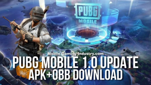 PUBG Mobile 1.0 Update Release Time, PUBG Mobile 1.0 APK+OBB, Download PUBG Mobile 1.0 Update India, New Era Update Details, Erangel 2.0 APK+OBB