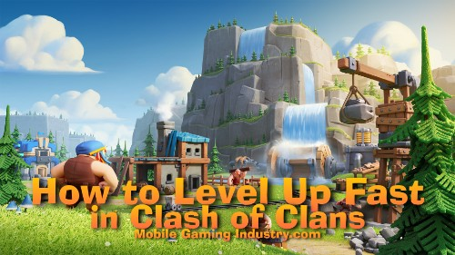 Clash of Clans Guide, Level up Fast in Clash of Clans, Fast Level Up in Clash of Clans, Gain XP in Clash of Clans, Fast XP in Clash of Clans, Clash of Clans Tips, Clash of Clans Tricks, Level up COC, COC fast level up, COC XP, Gain XP in COC